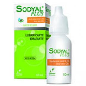 Sodyal plus soluzione oftalmica per occhi irritati e stanchi
