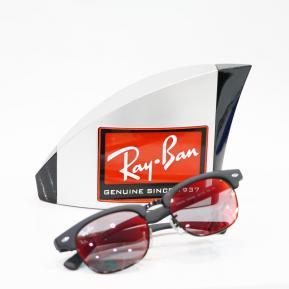 Occhiale da sole Bambino Ray-Ban con lenti red specchiate